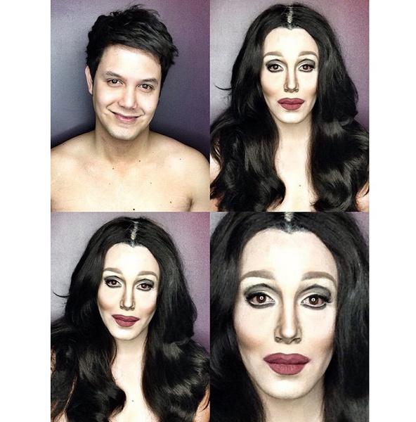 Филиппинский визажист перевоплотился в звезд с помощью макияжа   галерея [1] фото [12]