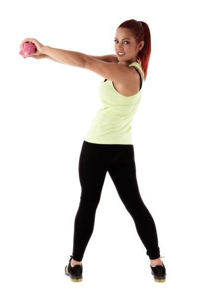 Упражнение 4: отведения и твисты