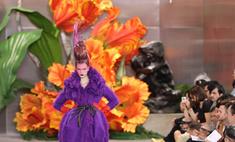 Неделя моды Haute Couture в Париже набирает обороты