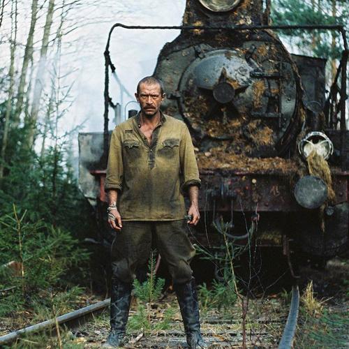 В картине «Край» два главных героя – Владимир Машков и паровоз.