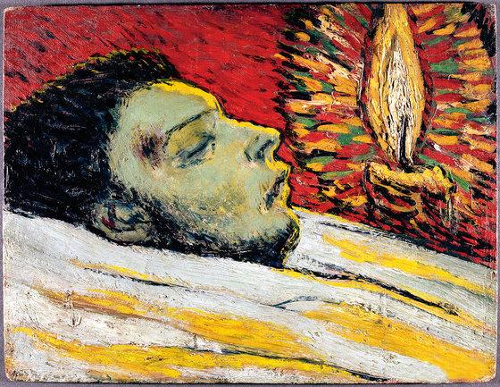Смерть Касахемаса (La Mort de Casagemas). Париж, лето 1901
