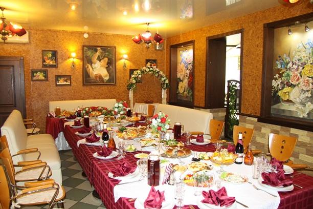 Ставрополь, кафе «Глория», банкетный зал «Семейный»