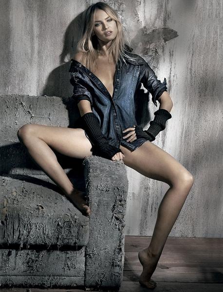 Кэндис Свейнпол снялась в новой рекламной кампании Osmoze   галерея [1] фото [5]