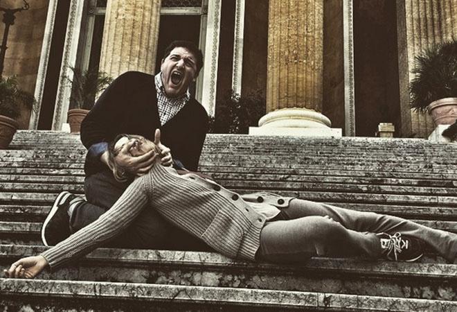 Ксения Собчак и Максим Виторган: фото