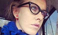 Ксении Собчак подарили на 8 Марта необычное кольцо