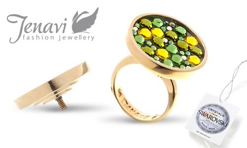 революция в бижутерии: кольца-трансформеры от jenavi