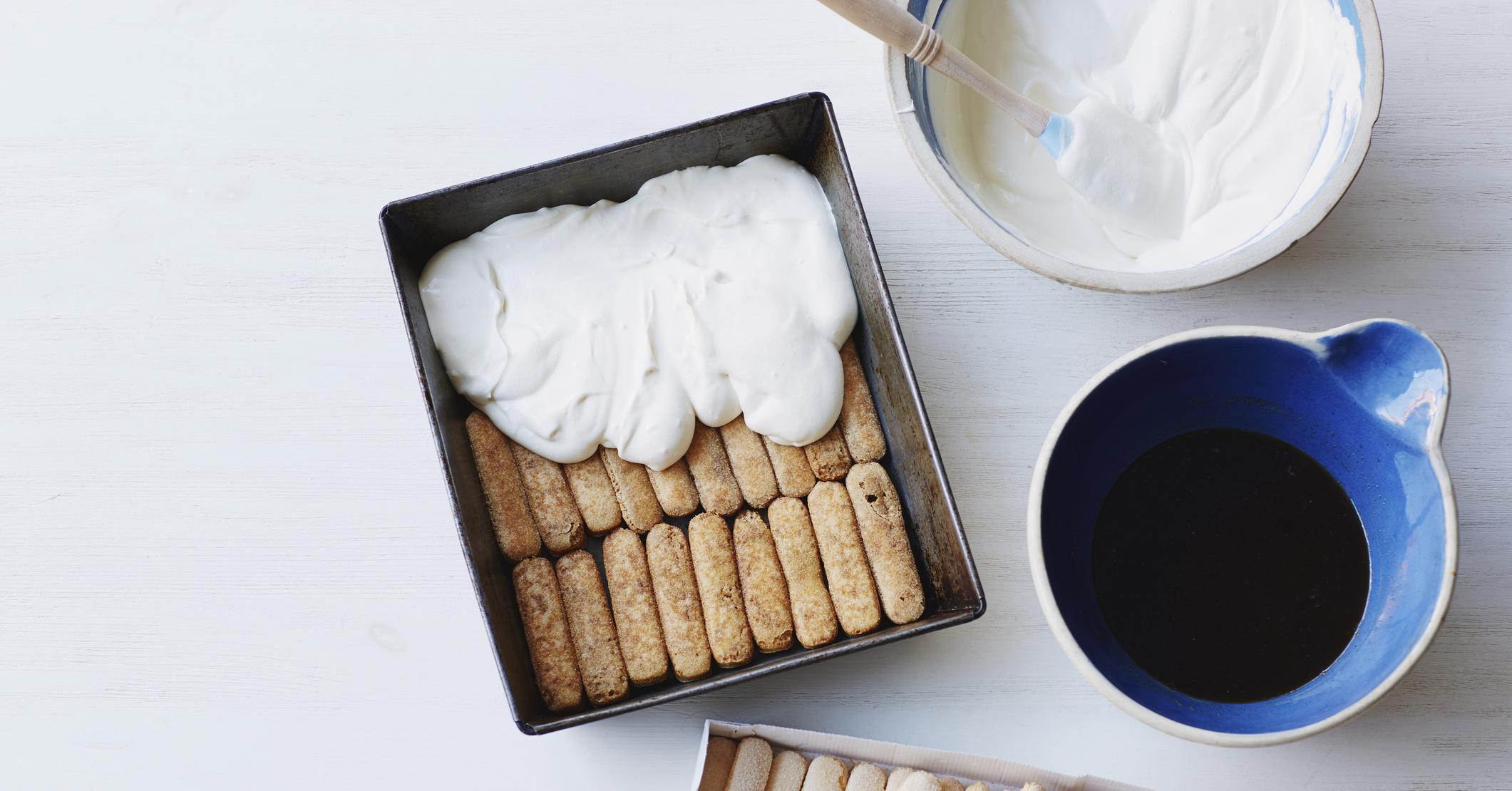 Как сделать печенье савоярди в домашних условиях