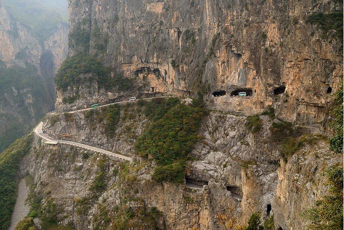 Туннель Гуолянь