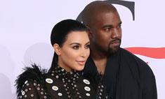 Ким Кардашьян опровергла слухи о суррогатной матери