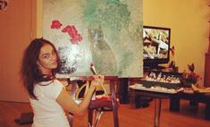 Ах, вернисаж: Алена Водонаева показала свои картины