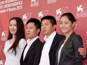 Китайские актеры давно мечтали о собственном кинофестивале
