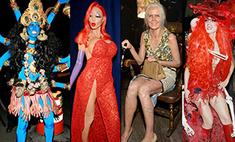17 невероятных образов Хайди Клум на Хэллоуин
