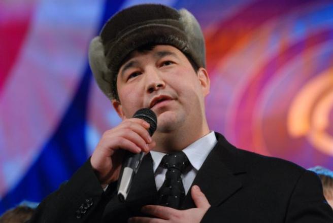 Шоу Четыре татарина: участники