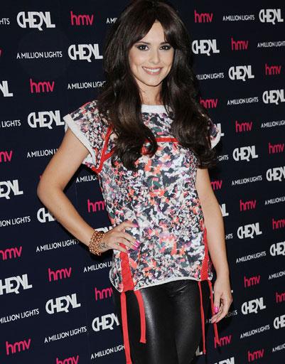 Шерил Коул (Cheryl Cole), 2012 год