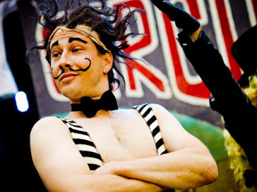 В Москве устроят цирковой праздник