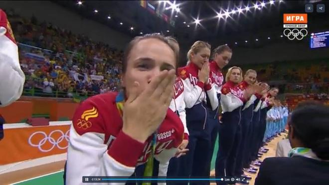 4 тольяттинские гандболистки выиграли золото в Рио
