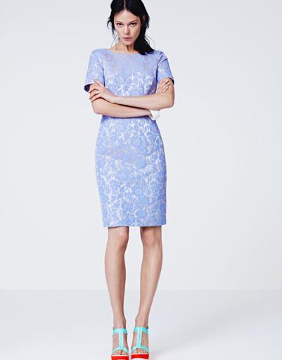 H&M, лукбук коллекции весна-лето 2012