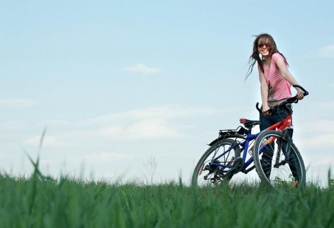Велопрокат в Павловском парке