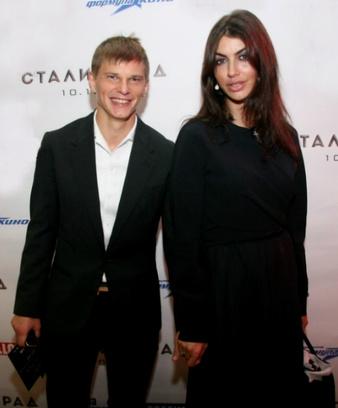 Андрей Аршавин, Алиса Казьмина