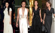 Ушла в минус: как менялась фигура Джоли последние 16 лет