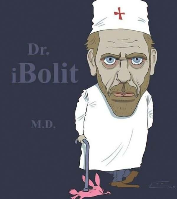 """""""Доктор Хаус"""""""