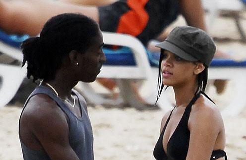 Рианна (Rihanna) и ее первая любовь Негус