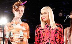 Гвен Стефани показала яркую коллекцию на Неделе моды