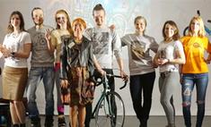 Дизайнер Татьяна Сулимина придумала коллекцию для велосипедистов