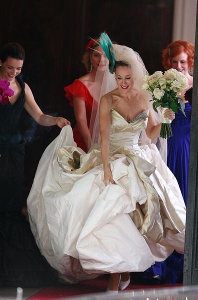 Картинки по запросу сара джессика паркер свадьба