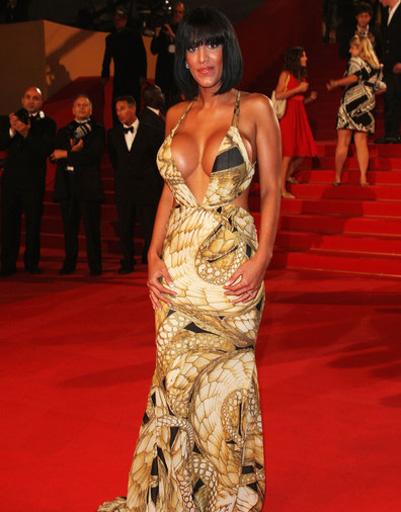 Эстелла Десанж на Каннском кинофестивале - 2010