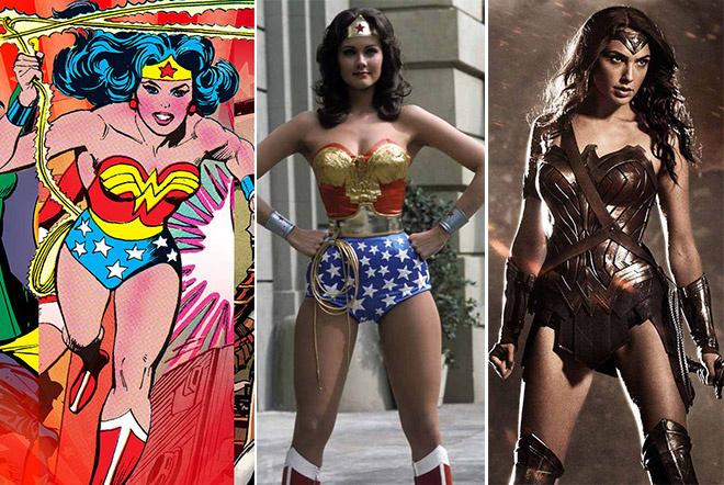Секс кортинки самых сексуальных супергероинь marvel