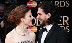 Актеры «Игры престолов» перенесли роман с экрана в жизнь