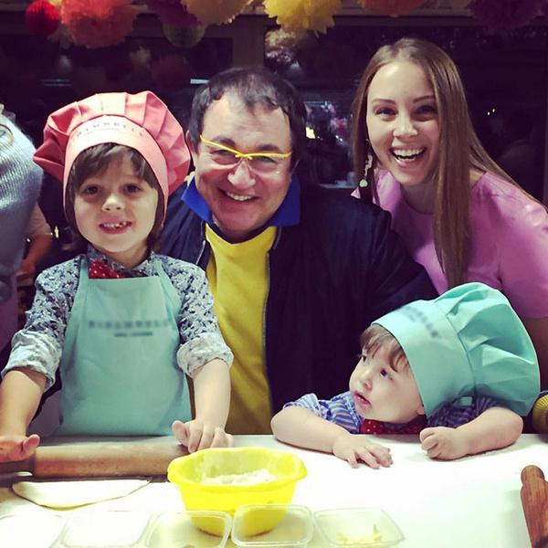Дмитрий Дибров отметил День рождения на винодельне в Ростове