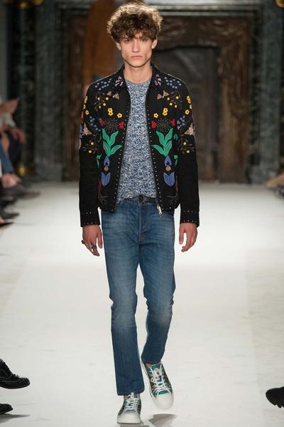 Неделя мужской моды в Париже: лучшие показы | галерея [1] фото [14]