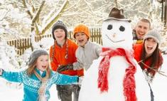 Новогодние каникулы в «Инстаграме» оренбуржцев