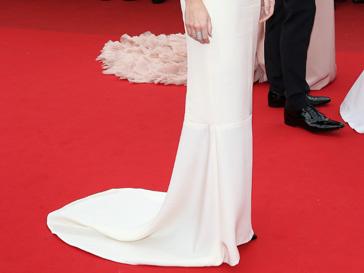 """Эмма Уостон (Emma Watson) на премьере фильма """"Элитный клуб"""" на Каннском фестивале - 2013"""