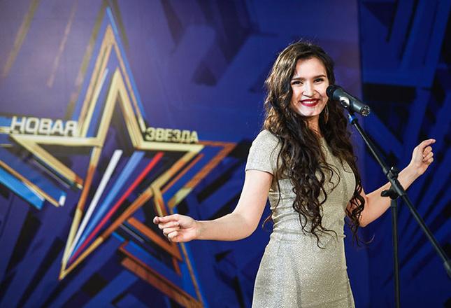 Саратовчанка приняла участие в проекте Новая Звезда