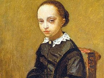 Камиль Коро «Портрет девушки»
