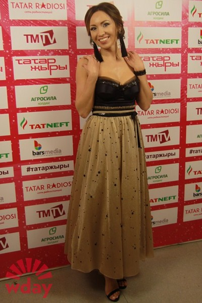 Татар Жыры 2016: самые красивые певицы, модные тренды
