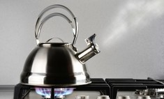 Не допускайте образования накипи на чайнике