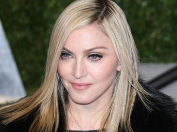 Мадонна (Madonna) стала жертвой огробления