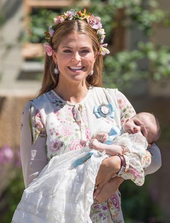 принцесса Швеции