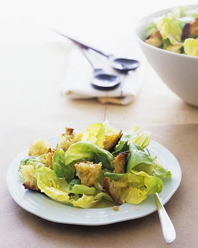 Салат «Цезарь» рецепт