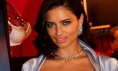 Адриана Лима представила бюстгальтер за $2 млн