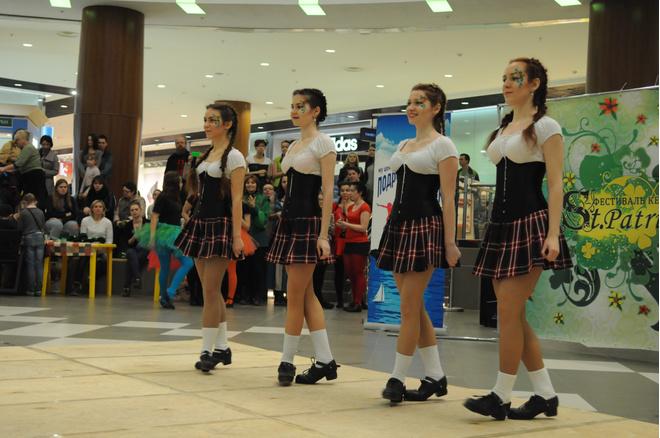 Ирландские танцы фото