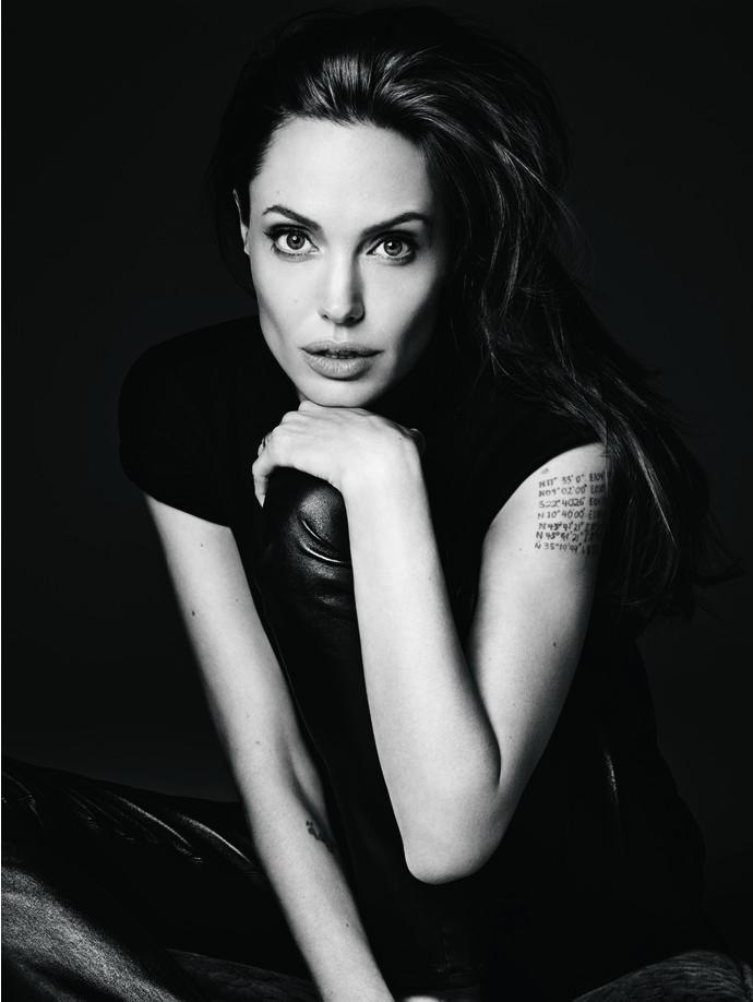 Анджелина Джоли рассказала, что больше не сможет рожать ... анджелина джоли
