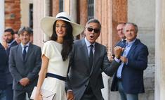 Джордж Клуни разводится с женой