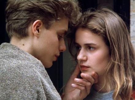 Кадр из фильма «За наших любимых» (À NOS AMOURS, Морис Пиала 1983)
