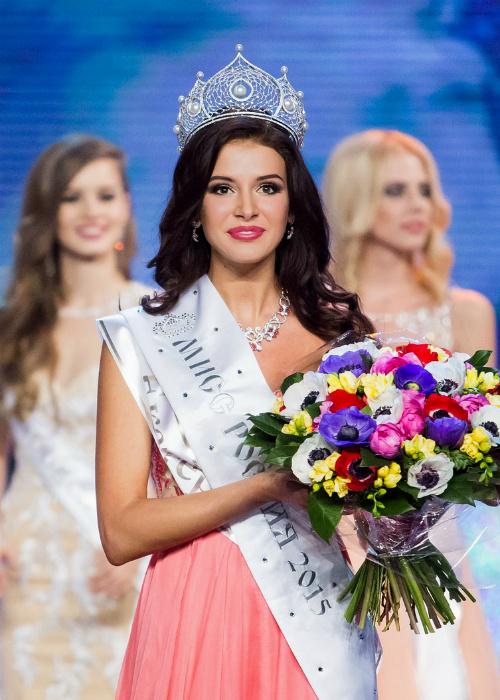 Мисс Россия 2015 София Никитчук
