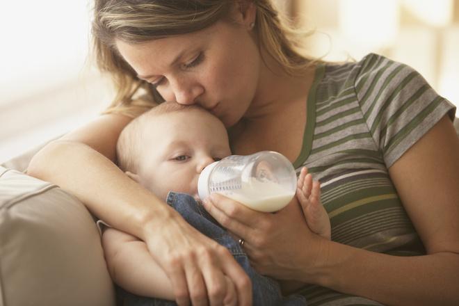 искусственное вскармливание ребенка 7 месяцев